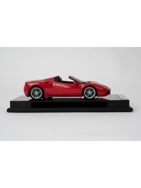 Ferrari 488 Spider 1:18 Amalgam Amalgam - 9