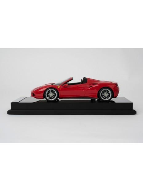 Ferrari 488 Spider 1:18 Amalgam Amalgam - 10