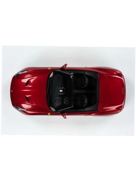 Ferrari California T 1/18 Amalgam Amalgam - 7