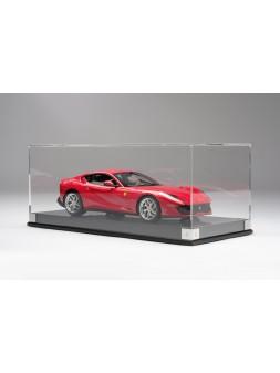 Ferrari F8 Spider (rosso corsa mét.) 1/18 BBR - 1