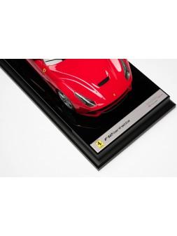 Bugatti Chiron 1:18 marron carbon soie doré MR Collection
