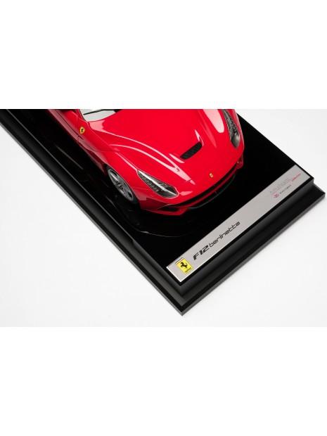 Ferrari F12 Berlinetta 1/18 Amalgam Amalgam - 12