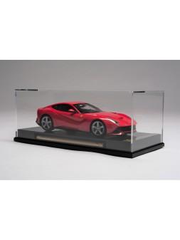 Bugatti Chiron 1:18 Brown Carbon Silk MR Collection