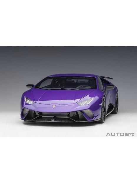 Lamborghini Huracán Performante 1/12 AUTOart AUTOart - 4