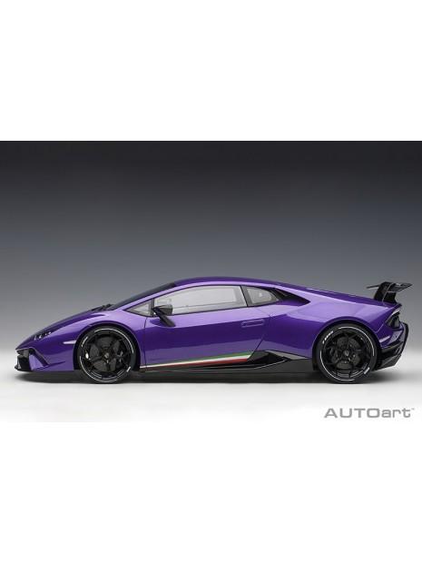 Lamborghini Huracán Performante 1/12 AUTOart AUTOart - 7