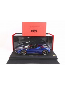 Bugatti Chiron Sky View (Argent) 1:18 MR Collection - 1