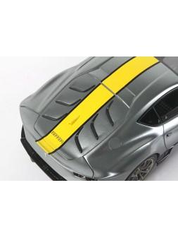 copy of Dodge Challenger SRT Hellcat Widebody (Octane Red) 1:18 AUTOart - 15